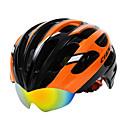 Casco ( Amarillo / Verde / Rojo / Azul / Anaranjado , Fibra de Carbono + EPS ) - Montaña / Carretera - deCiclismo / Ciclismo de Montaña /