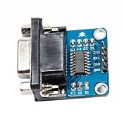(インジケータの送受信を有する)(arduinoのための)のためのTTLコンバータモジュールへのRS232シリアルポート