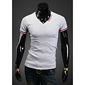 Menmaxファッション半袖シャツ