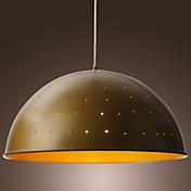 Lámparas Colgantes ,  Moderno / Contemporáneo Dorado Característica for Mini Estilo Metal Dormitorio Cocina Sala de niños