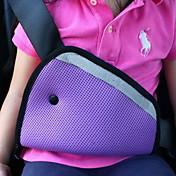niños de la manera multicolor cinturón de seguridad de ajuste