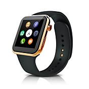 a9 reloj inteligente con la frecuencia cardíaca para apple iphone 5 5s 6 más samsung huawei htc teléfono inteligente Android
