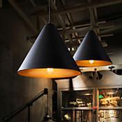 Lámparas Colgantes ,  Tradicional/Clásico Pintura Característica for Mini Estilo MetalSala de estar Dormitorio Comedor Habitación de
