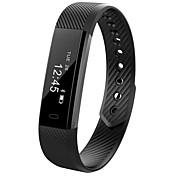 yyid115 pulsera inteligente / reloj inteligente / actividad trackerlong standby / pedómetros / reloj de alarma / distancia de seguimiento
