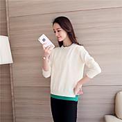 signo # 4363 2016 nuevas mujeres de invierno&# 39; s del encanto del color del suéter jacquard Inglés