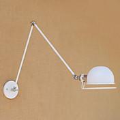 AC 100-240 110-120 60 E26/E27 Simple Vintage Campestre Pintura Característica for Mini Estilo,Luz Ambiente Luz de pared