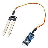 FC-28-D do Solo Módulo de Detecção higrômetro + Sensor de Umidade do Solo - Azul