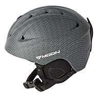 MOON 헬멧 여성용 남성용 남여 공용 하프 쉘 스포츠 헬멧 눈 헬멧 CE PC EPS 겨울 스포츠 스키 스노우보드 스노우 스포츠