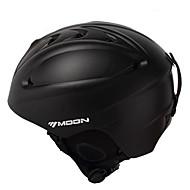 MOON 헬멧 여성용 남성용 산 하프 쉘 스포츠 헬멧 눈 헬멧 ABS 도로 사이클링 사이클링 스노우 스포츠 스키 스노우보드