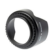 Universal 55mm Screw Mount Vastavalosuoja Nikon / Canon