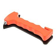Assento de carro janela de vidro de segurança de emergência Life-Saving Martelo Belt ferramenta de corte