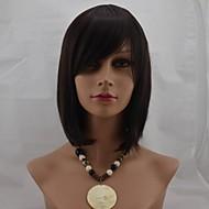 12 tommers capless kort høy kvalitet syntetisk Straight Mykt hår parykk Mix 2/33 2/30