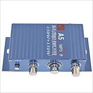 amplificateur stéréo a5 150w salut-fi pour voiture / moto bleu