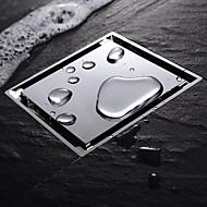 HPB®,Afløb Krom Andet 10*10*4cm(3.9*3.9*1.6 inch) Messing Moderne