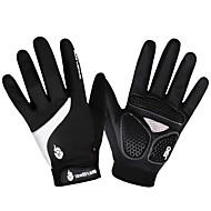 WOLFBIKE® Спортивные перчатки Муж. / Все Перчатки для велосипедистов Осень / Зима ВелоперчаткиСохраняет тепло / Анти-скольжение /