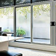 Art Deco Clássico Adesivo de Janela,PVC/Vinil Material Decoração de janela