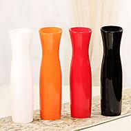 """11,8 """"h style moderne blanc vase en céramique vase cylindrique"""