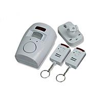ir detektor alarm bevegelse sensor alarm for hjemmekontor butikk lageret hvit