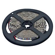 YouOKLight® 10 M 600 3528 SMD Warm Wit / Wit Knipbaar / Koppelbaar / Geschikt voor voertuigen / Zelfklevend 50 W Verlichtingsslingers DC12