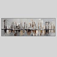 Maalattu Fantasy Horisontaalinen Panoramic,Classic Perinteinen 1 paneeli Kanvas Hang-Painted öljymaalaus For Kodinsisustus