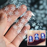 3D Nail Stickers / Nail Jewelry - Muuta - Lovely - Sormi - 3*1.5*5 - 1Pcs