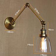 AC 100-240 40 E26/E27 Rústico/Campestre Pintura Característica for Lâmpada Incluída,Luz Ambiente Luz de parede
