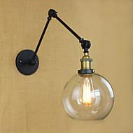 AC 100-240 40W E26/E27 Moderno/Contemporâneo Galvanizado Característica for Lâmpada Incluída,Luz Ambiente Lâmpadas de Braço MóvelLuz de