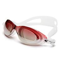 수영 고글 안티 - 안개 조정가능한 사이즈 안티 UV 편광 렌즈 방수 실리카 겔 PC 블랙 블루 라이트 그린 블랙 블루 라이트 핑크