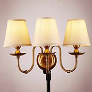 AC 220-240 5 E12/E14 Rústico/Campestre Galvanizado Característica for Estilo Mini,Luz de Cima Lâmpadas de Parede Luz de parede