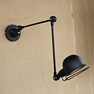 AC 100-240 40W E12/E14 Moderno/Contemporâneo Galvanizado Característica for Lâmpada Incluída,Luz Ambiente Lâmpadas de Braço MóvelLuz de