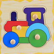 éducatif intérêt trompettiste captures puzzle en bois pour enfants