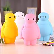 Penaalit-Silicone-Cute / Liiketoiminta / Monitoimilaitteet-Valkoinen / Sininen / Pinkki / Keltainen-