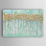Pintados à mão Paisagem Horizontal,Moderno 1 Painel Tela Pintura a Óleo For Decoração para casa
