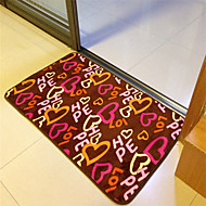 Tapis Anti-Dérapants Polyester-