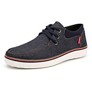 Herren Sneaker Komfort Vulkanisierte Schuhe Leinwand Denim Jeans Frühling Sommer Herbst Winter Sportlich NormalKomfort Vulkanisierte