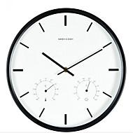 Moderne/Contemporain Autres Horloge murale,Autres Métal Horloge