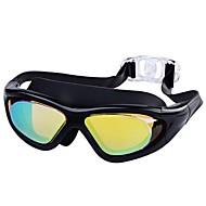 수영 고글 안티 - 안개 부서줌 방지 방수 엔지니어링 레진 PC 다크 골드 레드 블랙 블루 N/A