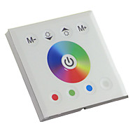 full farge rgb berøringspanel kontroller