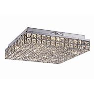 Montagem do Fluxo ,  Contemprâneo Cromado Característica for Cristal LED Metal Sala de Estar Quarto Corredor