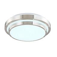 Montagem do Fluxo ,  Contemprâneo Galvanizar Característica for LED Acrílico Sala de Estar Quarto Sala de Jantar