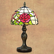 E27 20*36CM 5-8㎡220V Europe Type Restoring Ancient Ways Of Creative Pastoral Glass Button Switch Lamp Light Led