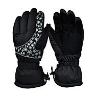 Mulheres Unisexo Luvas de Esqui Dedo Total Manter Quente Luvas Esportivas Luvas de esqui Esqui Inverno