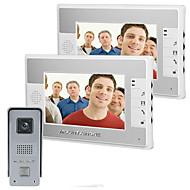 700 TV Line 92 CMOS Sistema de campainha Com Fios Campainha de vídeo multifamiliar