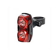 Luz Traseira Para Bicicleta Luzes da cauda LED Ciclismo Impermeável Super Leve AAA Lumens Bateria Ciclismo