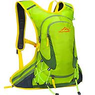 Pyörälaukku 15LPyöräily Reppu Backpack Pyörälaukku Nylon Pyöräilylaukku Vapaa-ajan urheilu Pyöräily/Pyörä