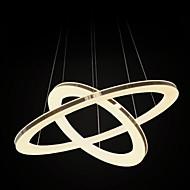 Privjesak Svjetla ,  Modern/Comtemporary Others svojstvo for LED Metal Living Room Bedroom Dining Room
