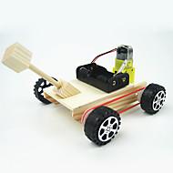 Leketøy til Gutter Oppdagelsesleker Vitenskaps- og oppdagelsesleker Sirkelformet Tre Metall