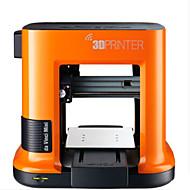 xyzprinting3d impressora da vinci jazz vermelho pro 0,05 milímetros minin pla impressora 3D micro