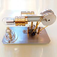Stirling Machine Motor Motormodell skjerm Modell Pedagogisk leke Vitenskaps- og oppdagelsesleker Maskin GDS