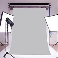 3x5ft grau dünne Vinyl Fotografie Hintergrund Studio prop Foto Hintergrund